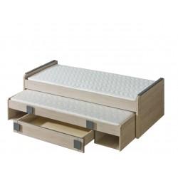 GUMI G16 - łóżko podwójne