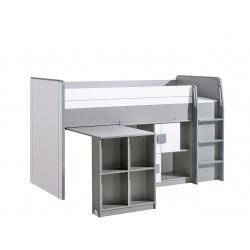 GUMI G19 - łóżko z biurkiem