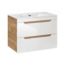 ARUBA 821 - szafka pod umywalkę 80 cm