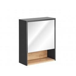 BORNEO COSMOS 840 - szafka z lustrem 60 cm