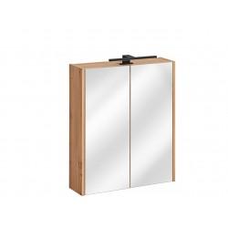 MADERA 840 - szafka z lustrem 60 cm