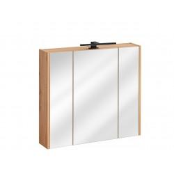 MADERA 841 - szafka z lustrem 80 cm