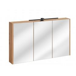 MADERA 843 - szafka z lustrem 120 cm
