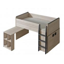 GUMI G15 - łóżko z biurkiem